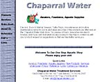 Chaparral Water Treatment Services - San Antonio, Texas