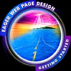 Eager Web Page Design - Getting Started
